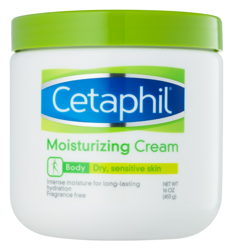Cetaphil Moisturizers Hydraterende Crème voor Droge en Gevoelige Huid