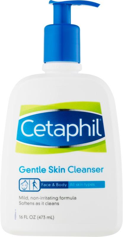 Cetaphil Cleansers gyengéd tisztító emulzió minden bőrtípusra