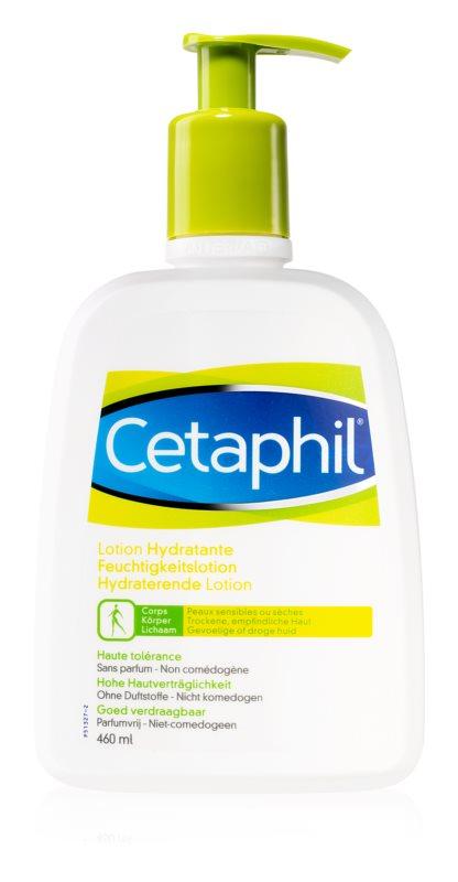 Cetaphil Moisturizers hydratační mléko pro citlivou a suchou pleť