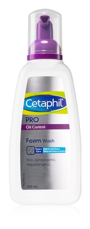 Cetaphil PRO čistilna pena za mastno kožo