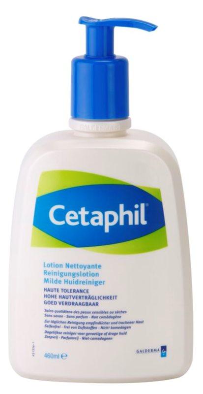 Cetaphil Cleansers čistilni losjon za občutljivo in suho kožo