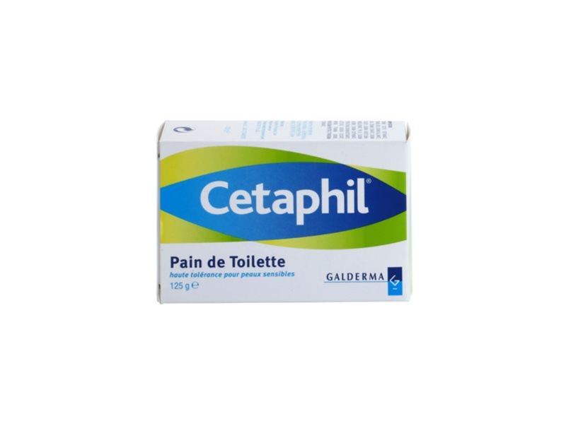 Cetaphil Cleansers mydło oczyszczające dla skóry suchej i wrażliwej