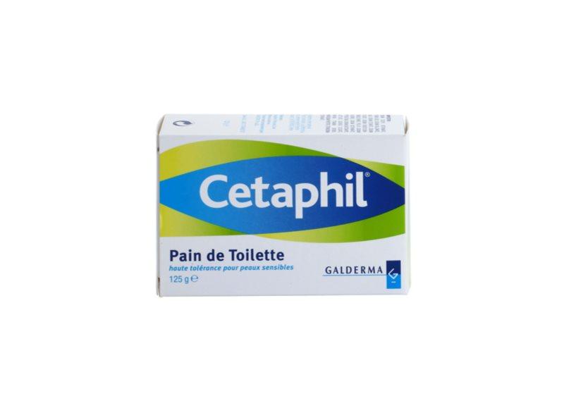 Cetaphil Cleansers очищуюче мило для сухої та чутливої шкіри