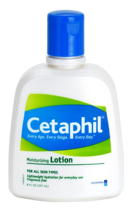 Cetaphil Moisturizers hidratáló testápoló tej minden bőrtípusra