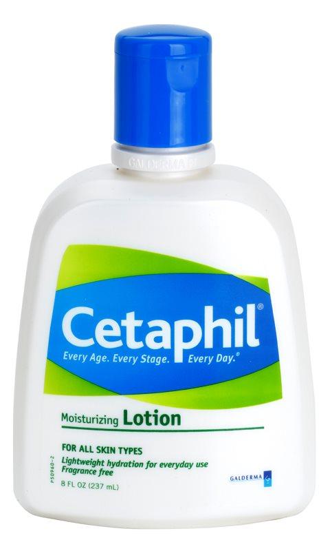 Cetaphil Moisturizers hydratačné telové mlieko pre všetky typy pokožky
