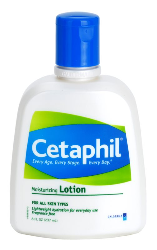 Cetaphil Moisturizers Hydrating Body Lotion For All Types Of Skin