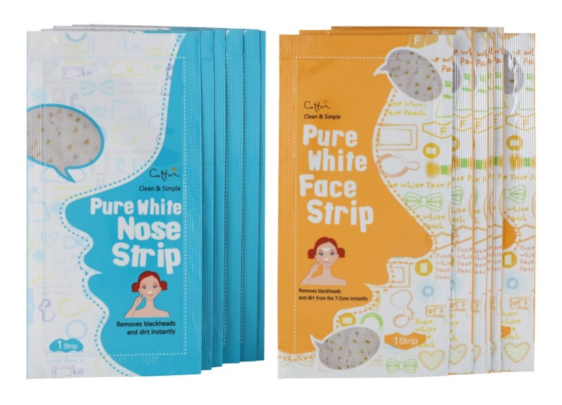 Cettua Pure White Cleaning Patch For Face