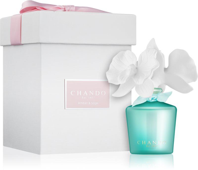 Chando Myst Amber & Sage Aroma Diffuser mit Nachfüllung 35 ml Minipackung