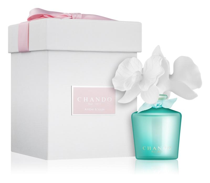 Chando Myst Amber & Sage aroma difuzér s náplní 35 ml mini balení
