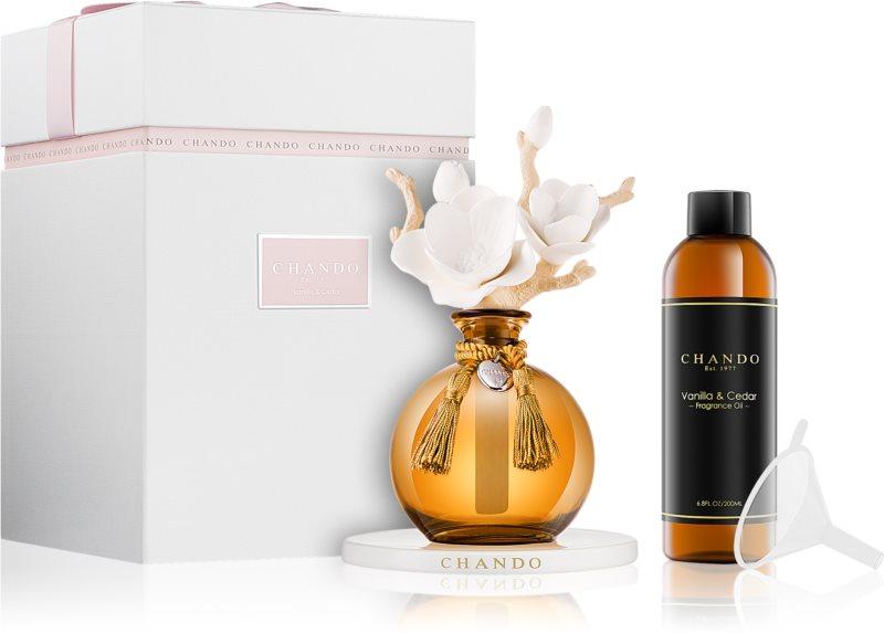 Chando Myst Vanilla & Cedar aroma difuzor s polnilom 200 ml I.