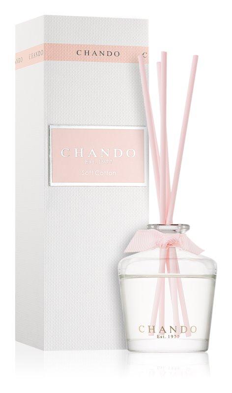 Chando Elegance Soft Cotton Aroma Diffuser mit Nachfüllung 35 ml