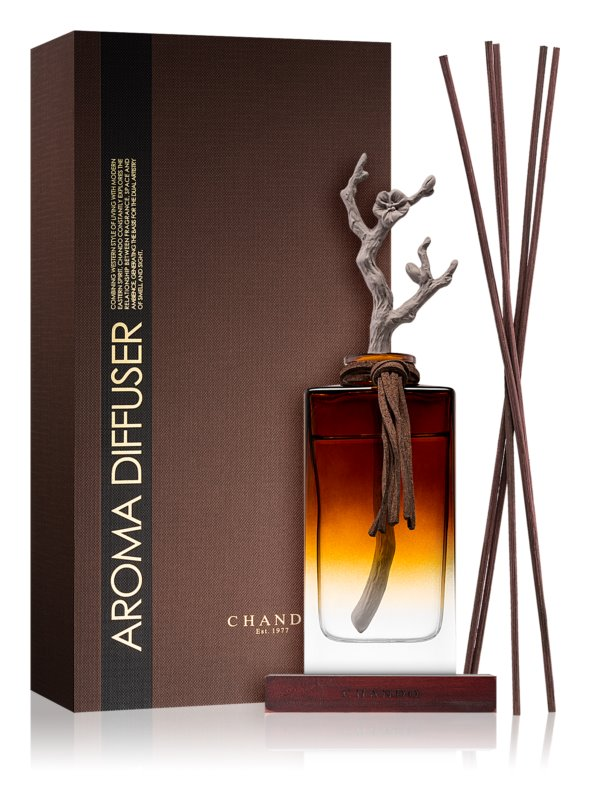 Chando Urban Golden Amber aroma difuzér s náplní 120 ml