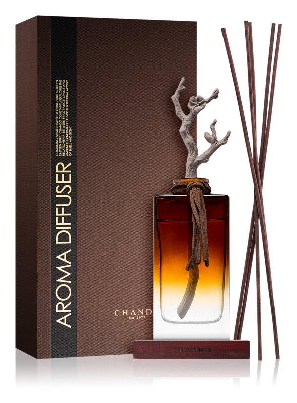 Chando Urban Golden Amber aroma difuzor s polnilom 120 ml