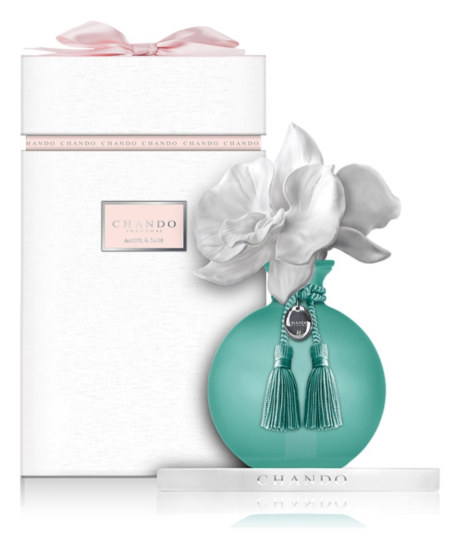 Chando Myst Amber & Sage aroma Diffuser met navulling 200 ml