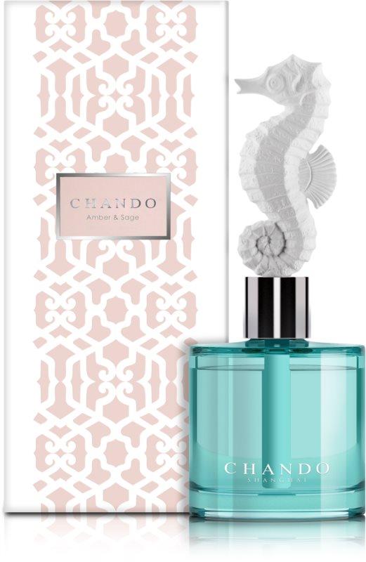 Chando Ocean Amber & Sage aroma Diffuser met navulling 100 ml