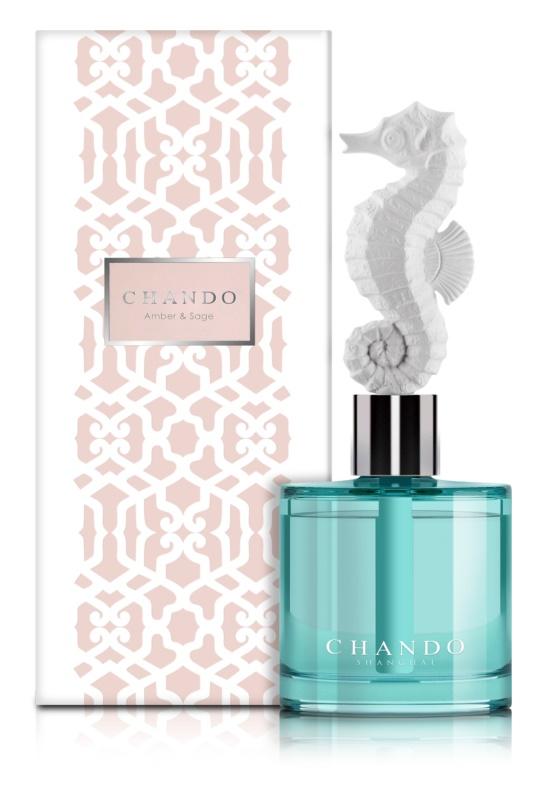 Chando Ocean Amber & Sage Aroma Diffuser mit Füllung 100 ml