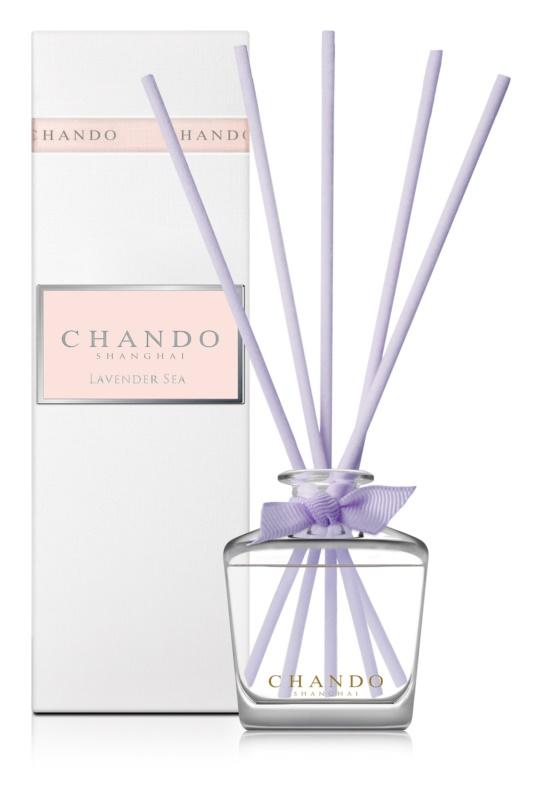 Chando Elegance Lavender Sea diffuseur d'huiles essentielles avec recharge 35 ml