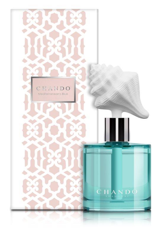 Chando Ocean Mediterranean´s Blue Aroma Diffuser With Refill 100 ml