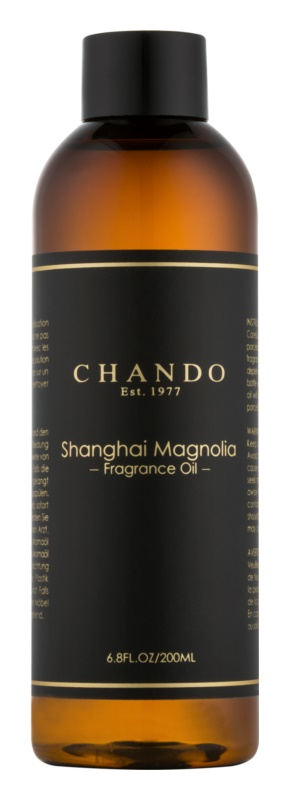 Chando Fragrance Oil Magnolia náplň do aroma difuzérů 200 ml