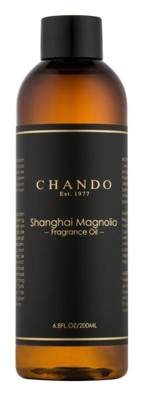 Chando Fragrance Oil Magnolia reumplere în aroma difuzoarelor 200 ml