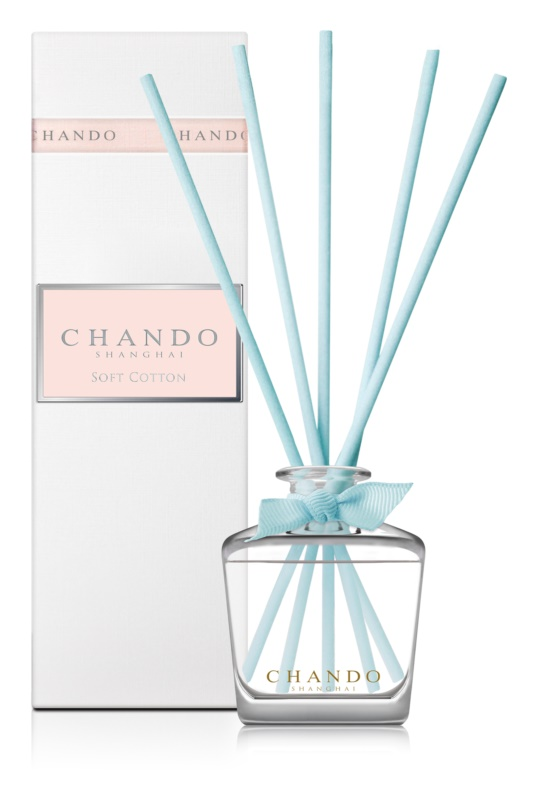 Chando Elegance Soft Cotton aroma difuzor cu rezervã 35 ml
