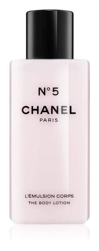 Chanel N°5 latte corpo per donna 200 ml