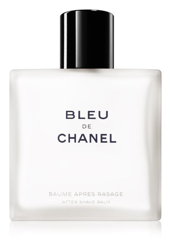 Chanel Bleu de Chanel borotválkozás utáni balzsam férfiaknak 90 ml