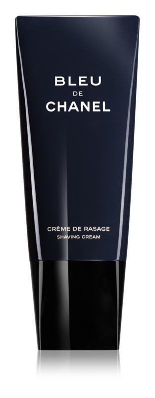 Chanel Bleu de Chanel krém na holenie pre mužov 100 ml