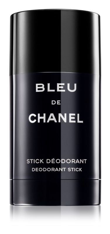 Chanel Bleu de Chanel Deodorant Stick voor Mannen 75 ml
