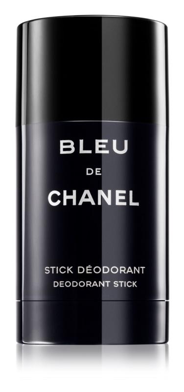 Chanel Bleu de Chanel dezodorant w sztyfcie dla mężczyzn 75 ml