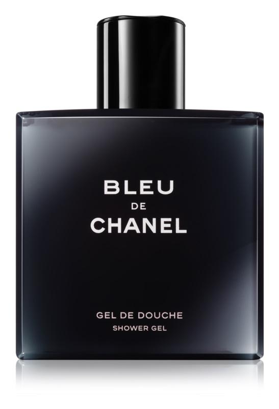 Chanel Bleu de Chanel gel douche pour homme 200 ml