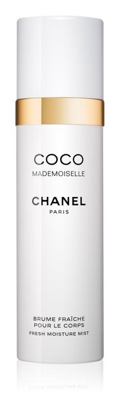 Chanel Coco Mademoiselle pršilo za telo za ženske 100 ml