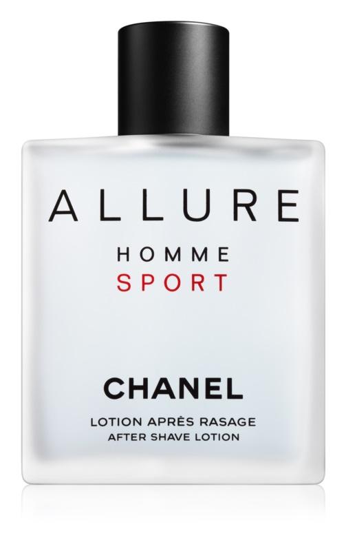 Chanel Allure Homme Sport After Shave  για άνδρες 100 μλ