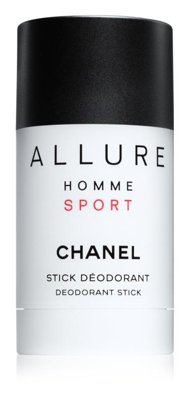 Chanel Allure Homme Sport Deodorant Stick voor Mannen 75 ml