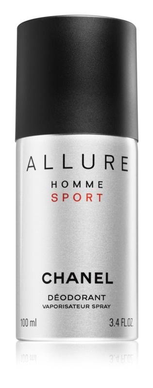 Chanel Allure Homme Sport Deo Spray for Men 100 ml