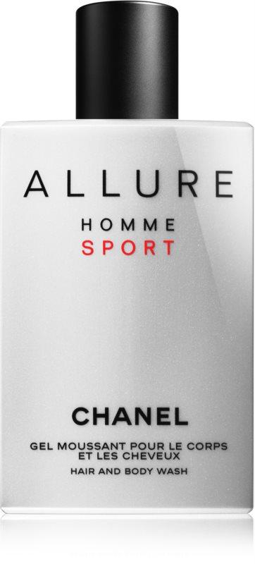 Chanel Allure Homme Sport gel doccia per uomo 200 ml