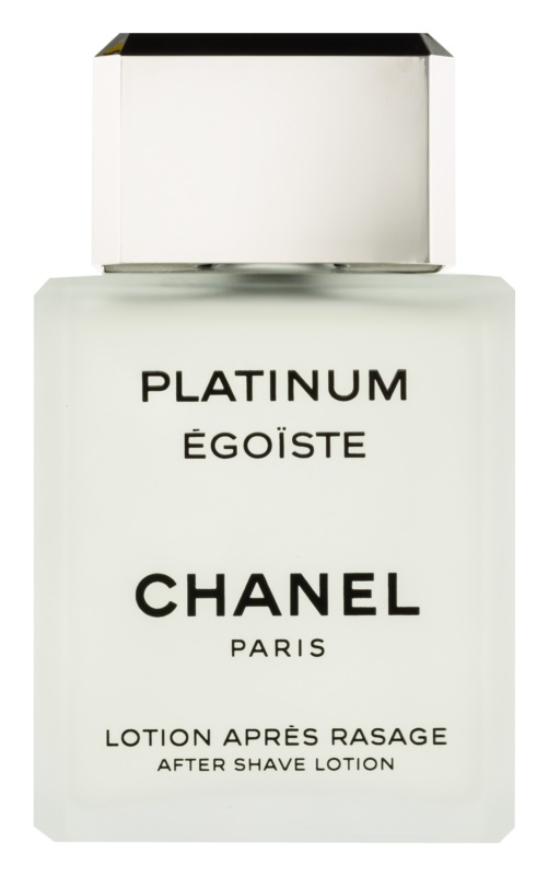 Chanel Égoïste Platinum lozione after shave per uomo 100 ml