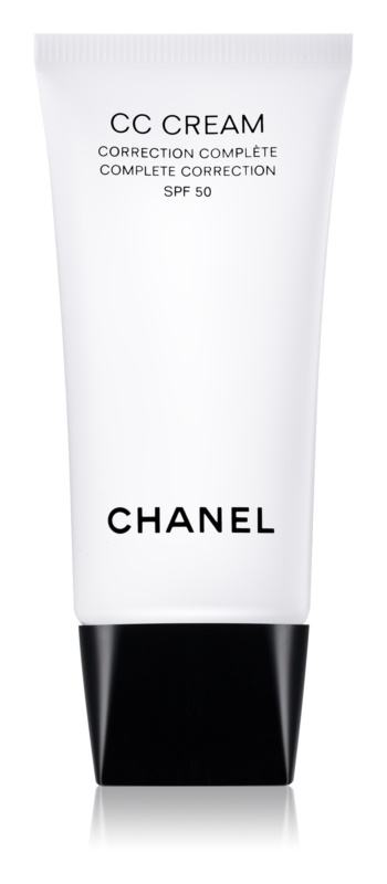 Chanel CC Cream crème unifiante SPF 50