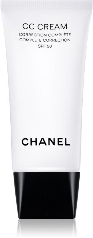 Chanel CC Cream sjednocující krém SPF50
