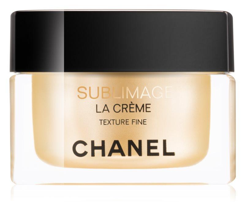 Chanel Sublimage лек регенериращ крем против бръчки