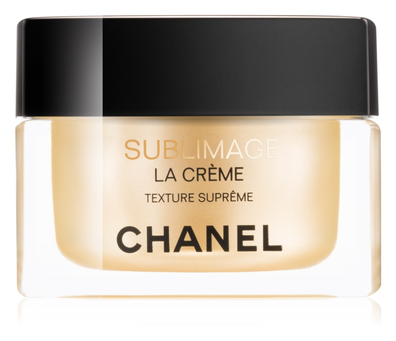 Chanel Sublimage Extra Nourishing Moisturiser with Anti-Wrinkle Effect