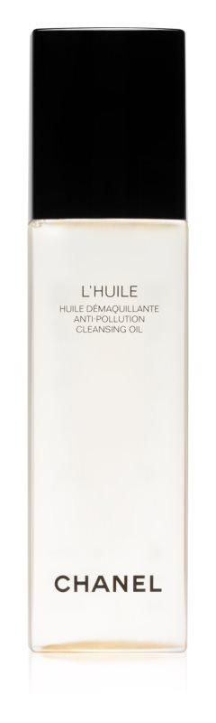 Chanel L'Huile čistiaci a odličovací olej