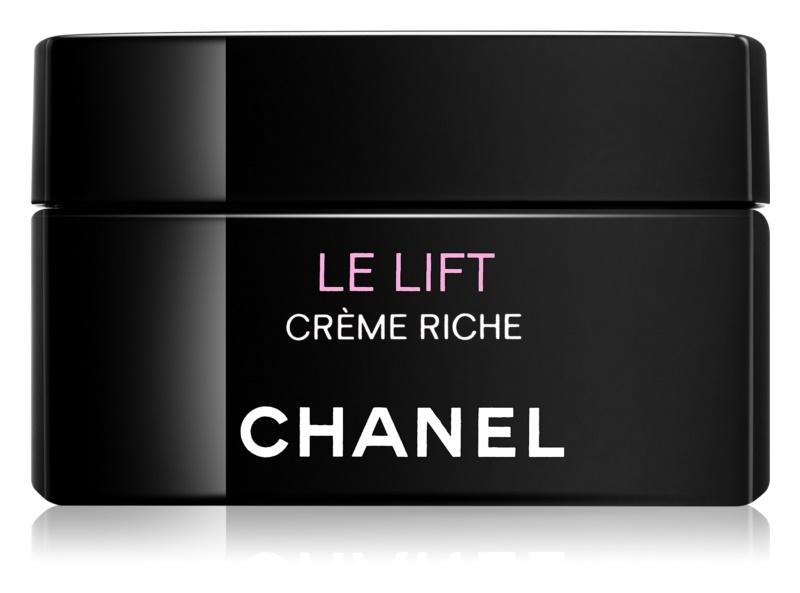 Chanel Le Lift zpevňující krém s vypínacím účinkem pro suchou pleť
