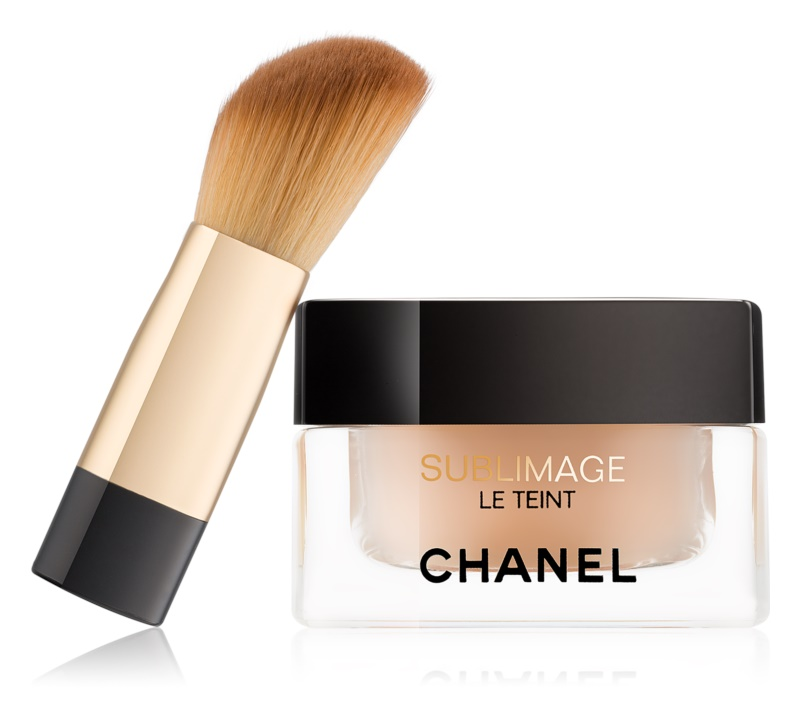 Chanel Sublimage make-up pentru luminozitate