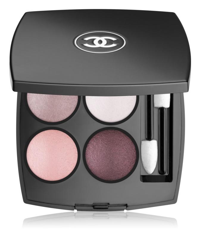 Chanel Les 4 Ombres fard de pleoape intens