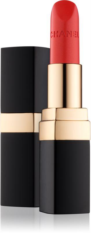 Chanel Rouge Coco rúž pre intenzívnu hydratáciu
