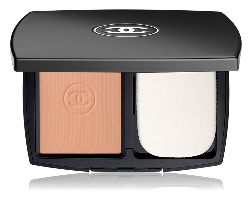 Chanel Le Teint Ultra kompaktný zmatňujúci make-up SPF 15