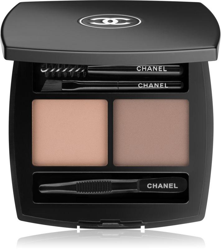 Chanel La Palette Sourcils de Chanel sada pre dokonalé obočie