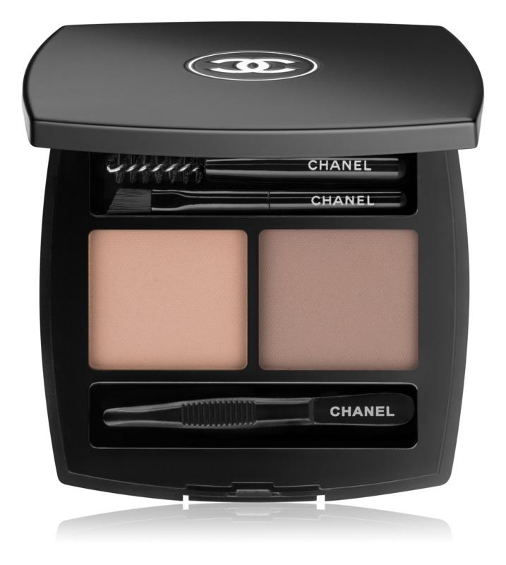 Chanel La Palette Sourcils de Chanel sada pro dokonalé obočí