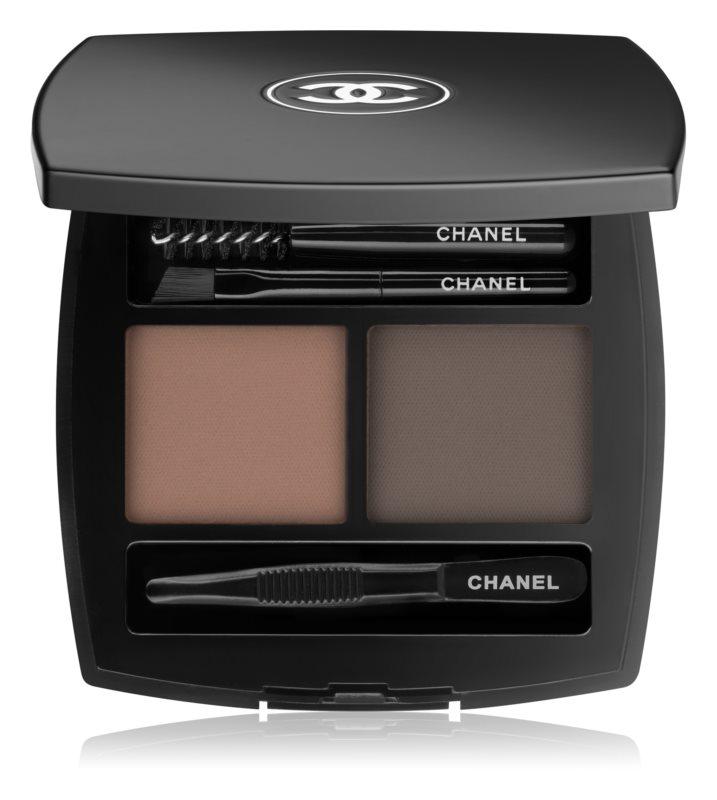 Chanel La Palette Sourcils de Chanel набір для моделювання  ідеальної форми брів